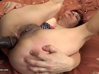 Grannies Hardcore Pounded Interracial Porno with Old Women loving Ebony Cocks