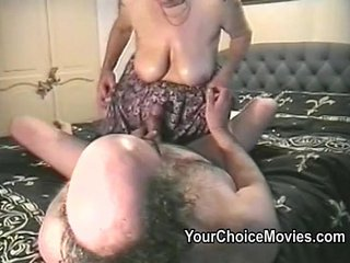 Old couples superb homemade porn films