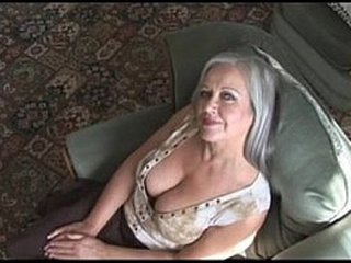 Sensuous Granny April