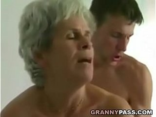 Young Gifted Pounds Sadism Granny