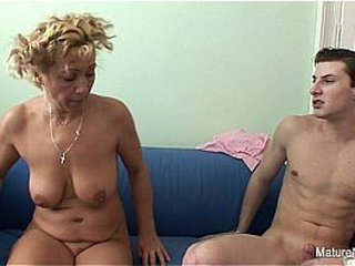 Czech gilf pounding her daughter's bf