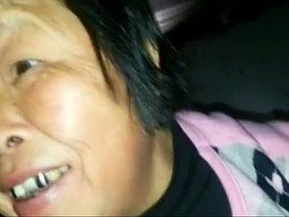 Old Asian Granny Caught Nailing on Webcam - More on Asiacamgirls.co