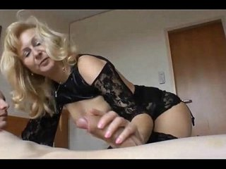 Cuckolding Mummy Wife Pounded by Junior Man