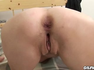 GILF brutally anal invasion fucked like there is no tomorrow