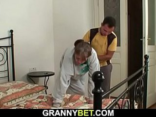 He heals injured 70 years old granny