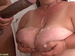 hairy pubic hair plumper midget houswife granny gets tough huge black cock supersluts pounded in super-naughty flexible hookup postures