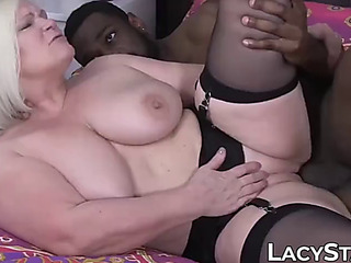 Granny dicked previous to bitches old vs juvenile facial cumshot